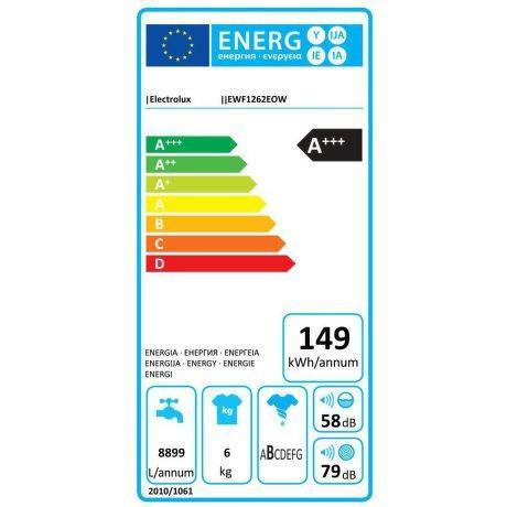 Electrolux EWF1262EOW