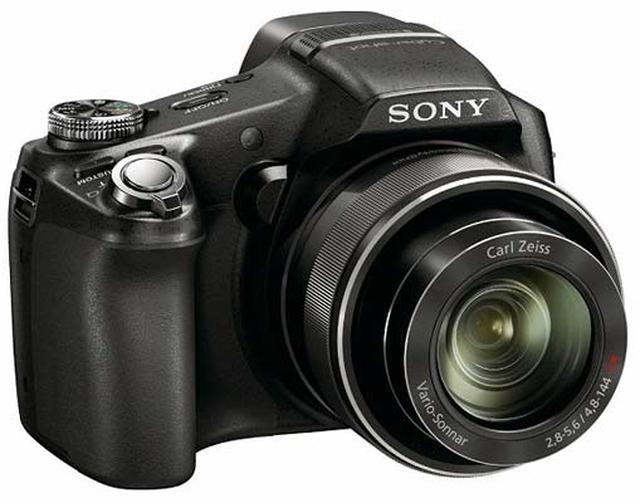 Sony DSC-HX100V - zaawansowany kompakt z mocnym zoomem