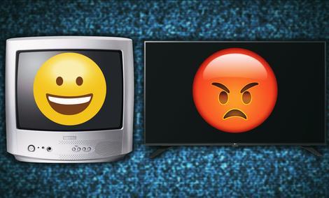 Krótka Historia o Telewizorze – od Przyjaciela do Wroga
