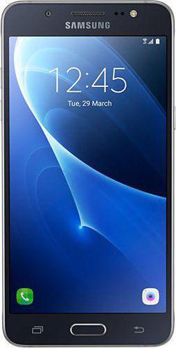 Samsung Galaxy J5 (2016) Czarny DualSIM (SM-J510FZKUXEO)