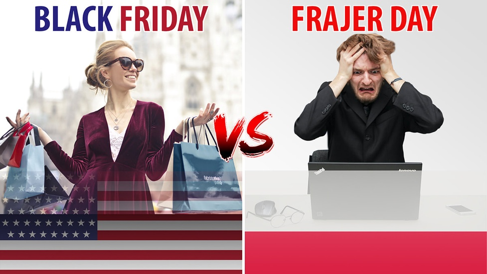 Frajer Day? Nie daj się oszukać podczas Black Friday!
