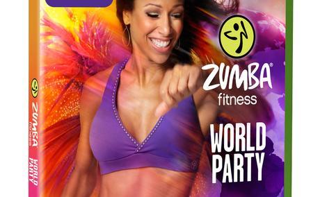 Zumba Fitness World Party już w sprzedaży!