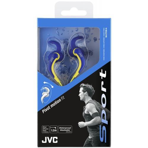 JVC HA-ETX30 Niebieskie