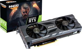 Inno3D GeForce RTX2080 Super Twin X2 OC 8GB GDDR6