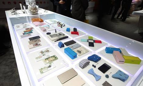 Huawei Na Targach CES 2015