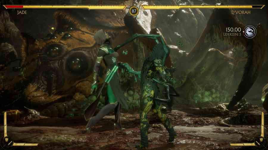 Mortal Kombat 11 - Ekran walki