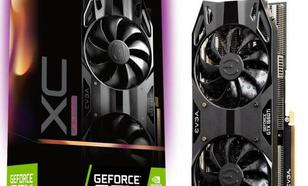 EVGA GeForce GTX 1660 Ti XC Ultra GAMING, 6GB GDDR6 (06G-P4-1267-KR)