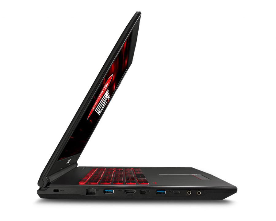 MSI GV72 8RE - porty