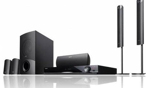 Sony DAV-DZ 740 - prezentacja zaawansowanego kina domowego