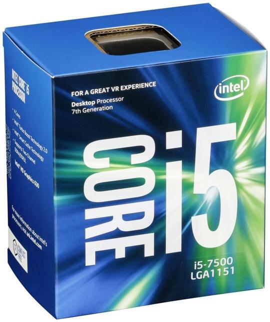 Procesor Intel Core i5-7500