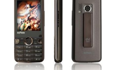 myPhone 8920 i 8920TV – komórkowa alternatywa dla wymagających