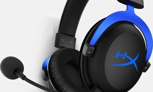 HyperX Cloud Gaming PS4 -HX-HSCLS-BL/EM