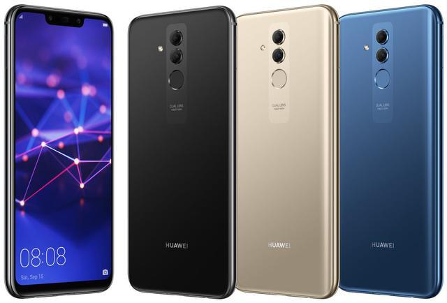 Huawei Mate 20 dwa aparaty