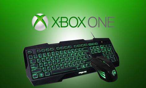 Oficjalne Wsparcie Dla Klawiatury i Myszki Na Xbox One - Nie Tędy Droga!