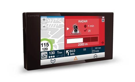 Coyote NAV - Nawigacja GPS z Wieloma Udogodnieniami