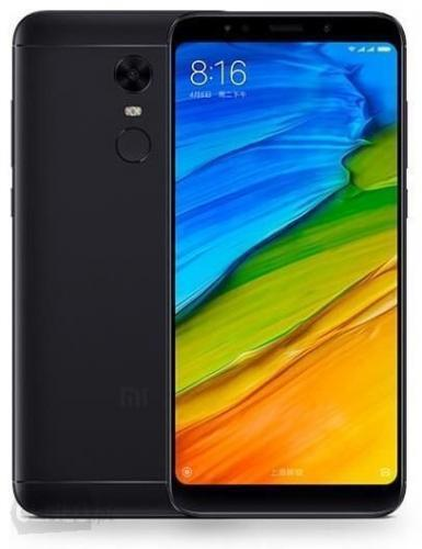 Xiaomi Redmi 5 Plus 64GB Czarny (17838)