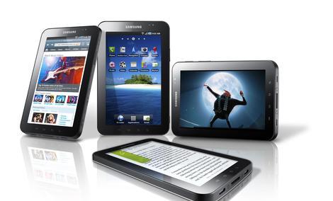 Samsung GALAXY Tab już w sprzedaży!