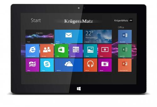Kruger & Matz EDGE 10,1 CALI WINDOWS 8,1