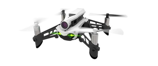 Dron wyścigowy od Parrot to zaawansowana konstrukcja.