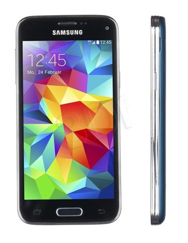 SAMSUNG GALAXY S5 MINI G800 BLUE DUAL SIM