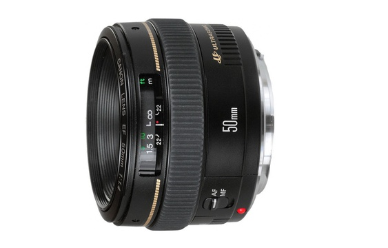 Canon obiektywi 1.8 50mm