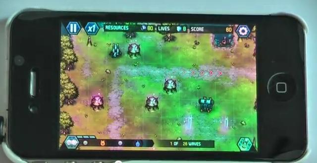 Tower Defense Lost Earth - interaktywna gra