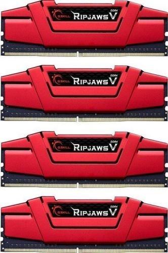 G.Skill Ripjaws V DDR4. 4x16GB, 3000MHz, CL16 (F4-3000C16Q-64GVRB)