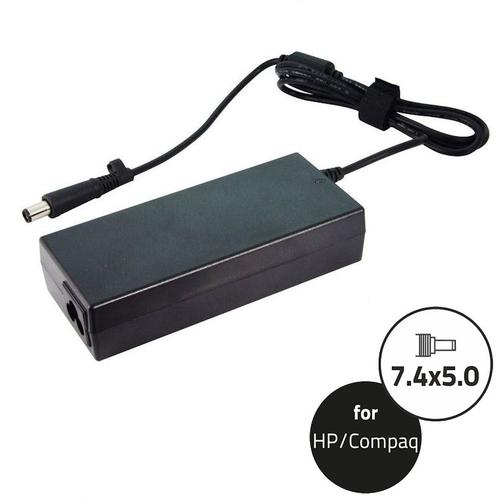 Qoltec Zasilacz do HP Compaq 90W   19V   4.74A   7.4*5.0