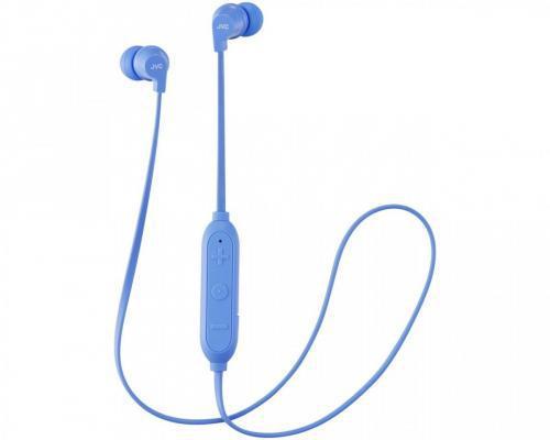 JVC HA-FX21BT-AE niebieskie