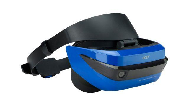 Solidne gogle VR Acer Windows Mixed Reality Headset AH101