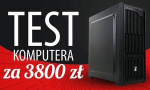 Test Komputera za 3800 zł! GTX 1060 oraz I3-8100 #PCChallenge 5. edycja