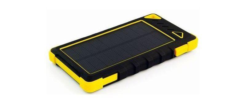 Sunen PowerNeed 8000mAh Żółty (S8000Y) pozwoli ładować dwa urządzenia jednocześnie