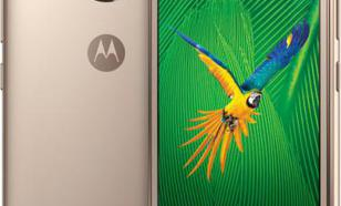 Motorola Moto G5 Złoty (XT1676_gold)
