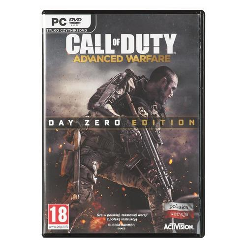 Duty Advanced Warfare DAY ZERO EDITION
