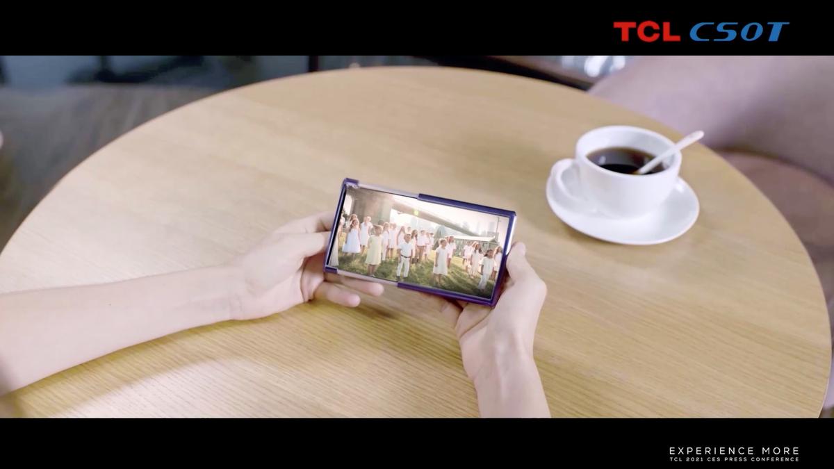Do zwijanej rewolucji LG dołącza także TCL z własnymi urządzeniami korzystającymi z nowej technologii