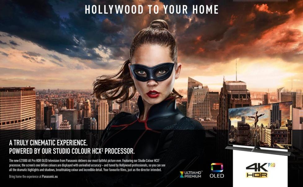 Panasonic OLED o 1000 złotych taniej! Promocja w Media Expert
