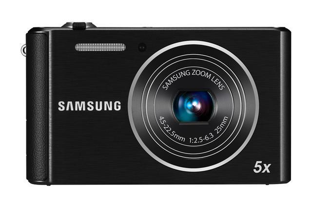 Nowa linia aparatów kompaktowych Samsung ST - nowe funkcje i wzornictwo