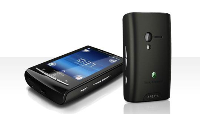 Sony Ericsson Xperia™ mini