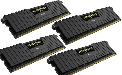 Corsair DDR4 Vengeance LPX 16GB /2666 (4*4GB) CL16-18-18-35