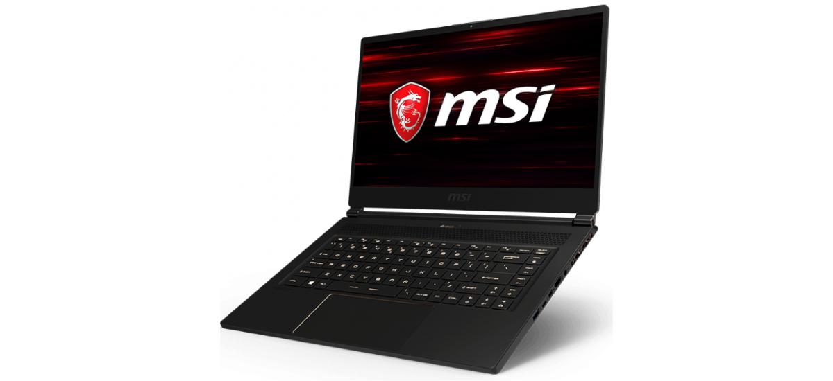 MSI GS65 Stealth - lekki laptop do gier premium