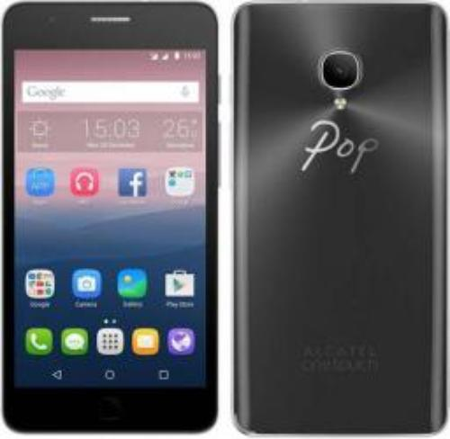Alcatel Pop Up Czarny DualSim
