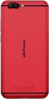 UleFone T1 64GB Czerwony