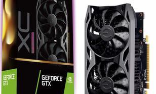 EVGA GeForce GTX 1650 XC ULTRA GAMING 4GB GDDR5 (04G-P4-1157-KR)