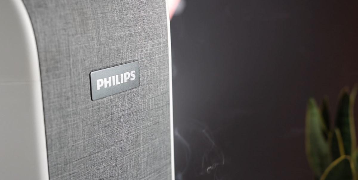 Front oczyszczacza powietrza Philips AC3858/50