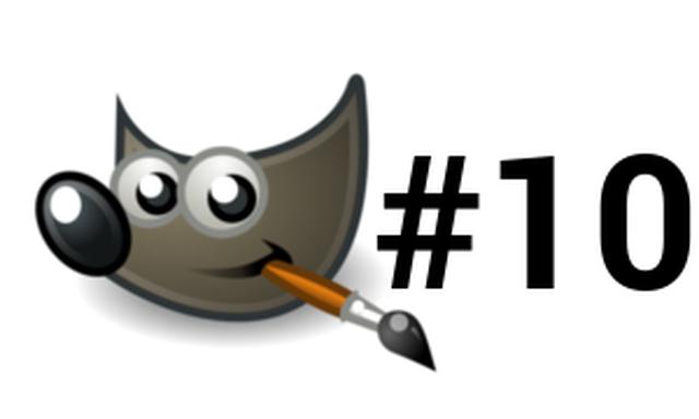 Poradnik GIMP #10 Jak Rozmieścić Równo Elementy? Prowadnice