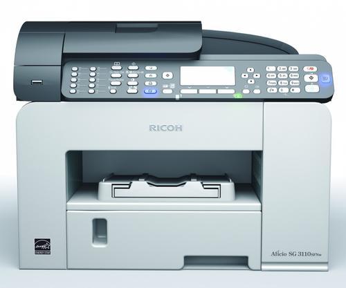Ricoh Aficio SG3110 SFNw 405781