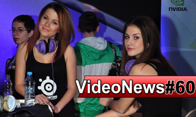 VideoNews #60 - Darmowy Wiedźmin 3, VideoTesty na IEM 2015 i Gra Roku