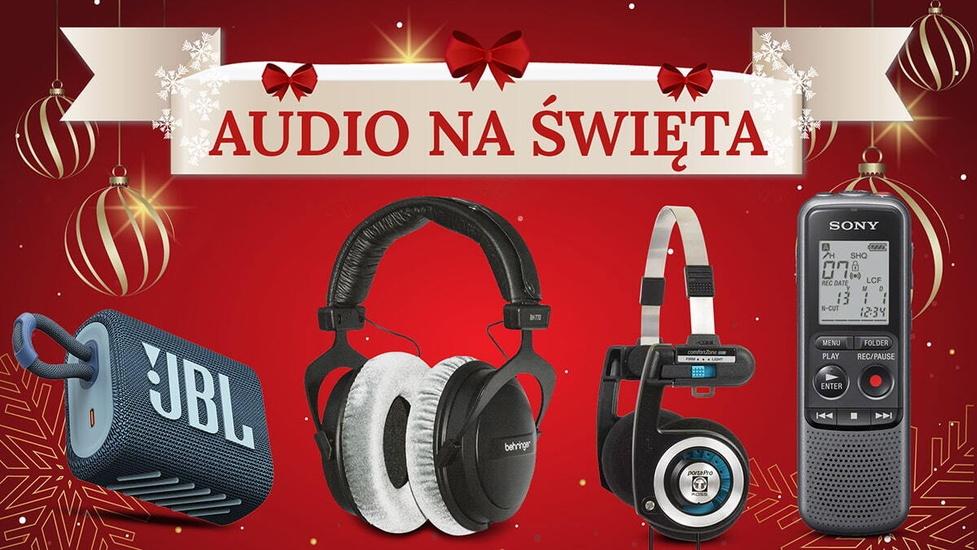 Audio na Święta - Jaki prezent wybrać?
