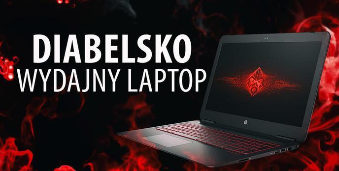 HP OMEN 17 - Test diabelsko wydajnego laptopa dla graczy