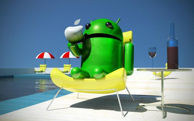 Jaki mobilny system jest najpopularniejszy...?